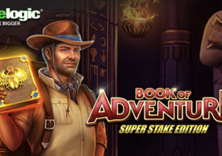 Book of Adventure™ Super Stake Edition